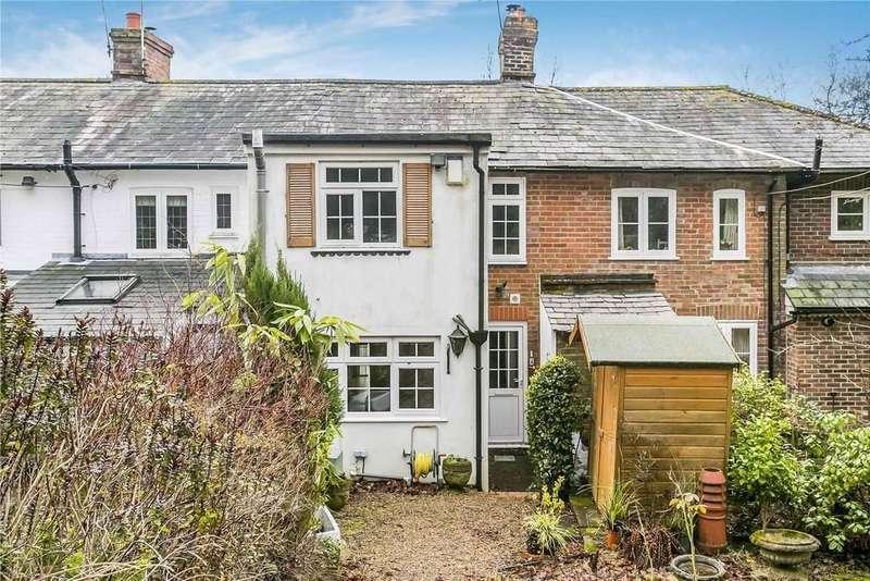2 Bedrooms Terraced House for sale in Lamberhurst Down, Lamberhurst