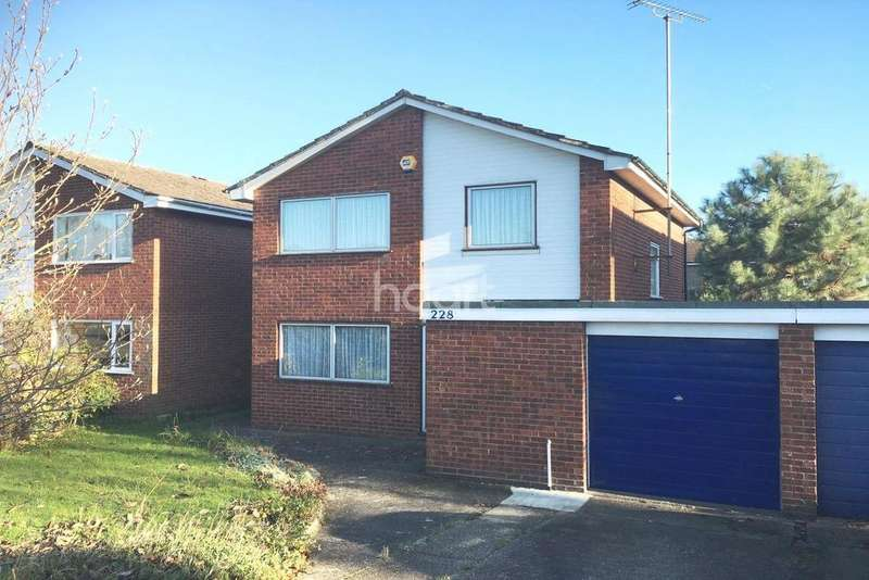 3 Bedrooms Detached House for sale in North Maidenhead