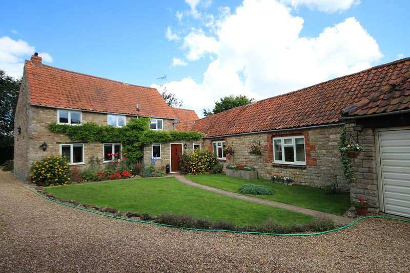 4 Bedrooms Detached House for sale in Exton Road, Whitwell