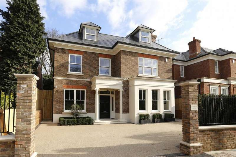 6 Bedrooms House for rent in Margin Drive, Wimbledon, London, SW19