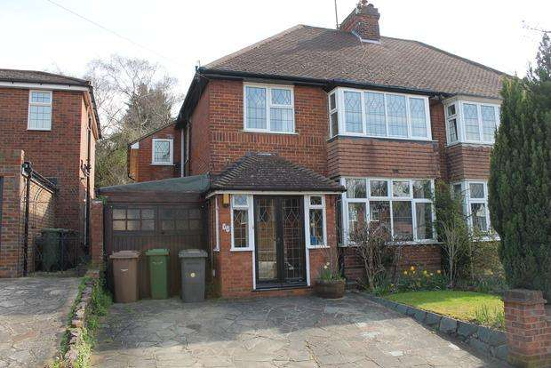 4 Bedrooms Semi Detached House for sale in Manton Drive, Luton, LU2