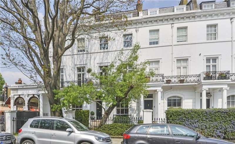 6 Bedrooms Terraced House for sale in Thurloe Street, South Kensington, London, SW7