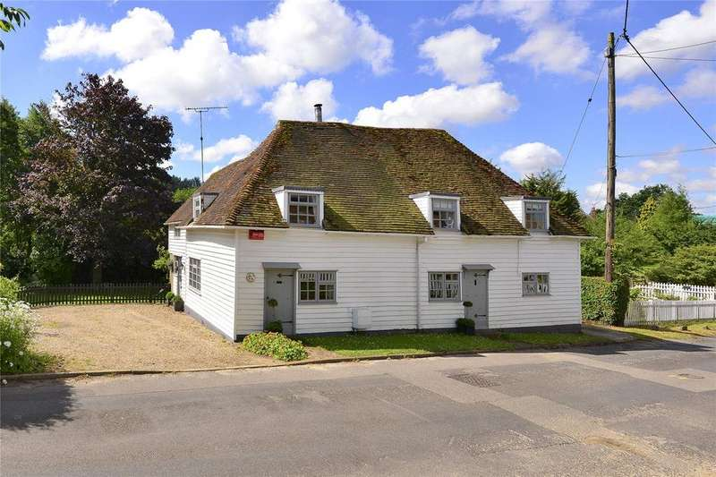4 Bedrooms Detached House for sale in Church Hill, Hernhill, Faversham, Kent, ME13