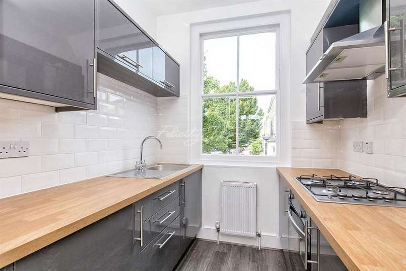 1 Bedroom Flat for sale in Clifden Road, Clapton, E5