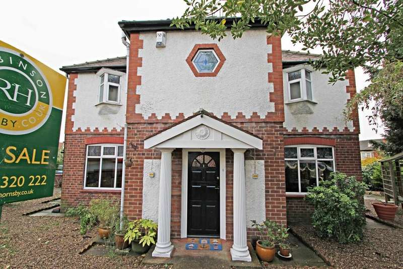 3 Bedrooms Detached House for sale in Osborne Road, Town Moor, DN2 5BX