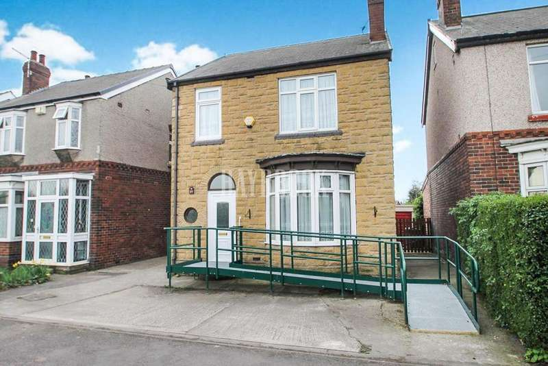 3 Bedrooms Detached House for sale in Bawtry Road, Brinsworth