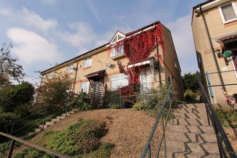 3 Bedrooms End Of Terrace House for sale in Radstock, Near Bath