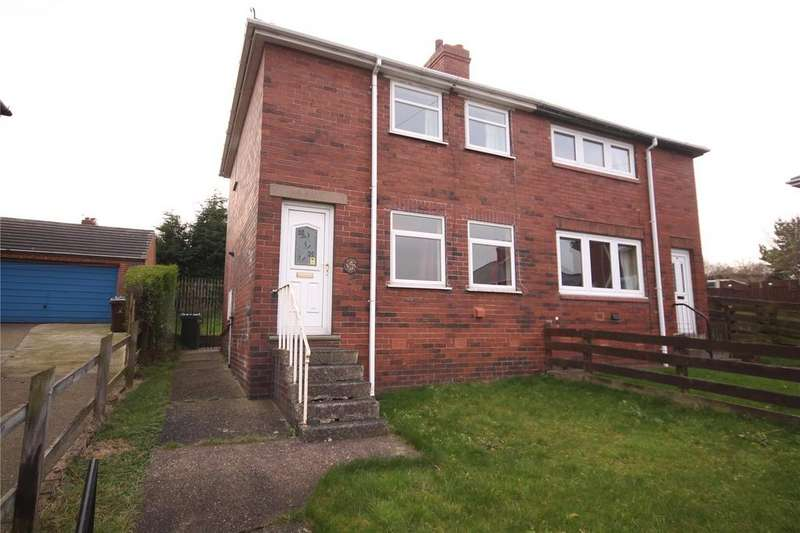 2 Bedrooms Semi Detached House for sale in Canada Street, Barnsley, South Yorkshire, S70