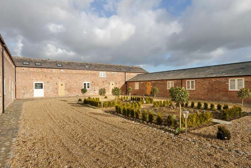 4 Bedrooms Barn Conversion Character Property for sale in Nr Nantwich, Cheshire