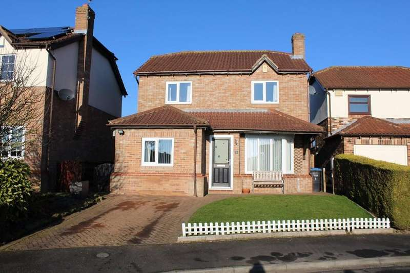 3 Bedrooms Detached House for sale in St. Marks Road, Fishburn