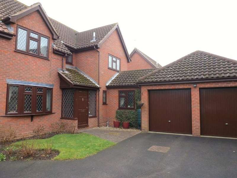4 Bedrooms Detached House for sale in Markland Drive, Maldon