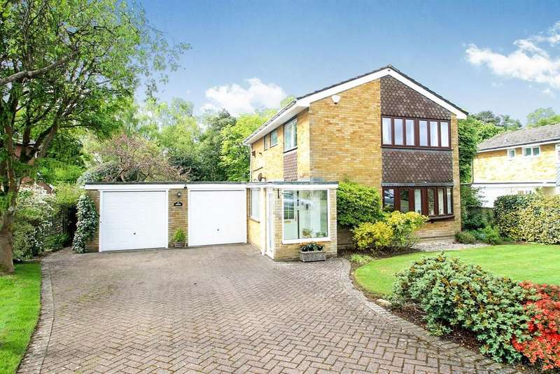 3 Bedrooms Detached House for sale in Bridle Close, Grayshott, Surrey
