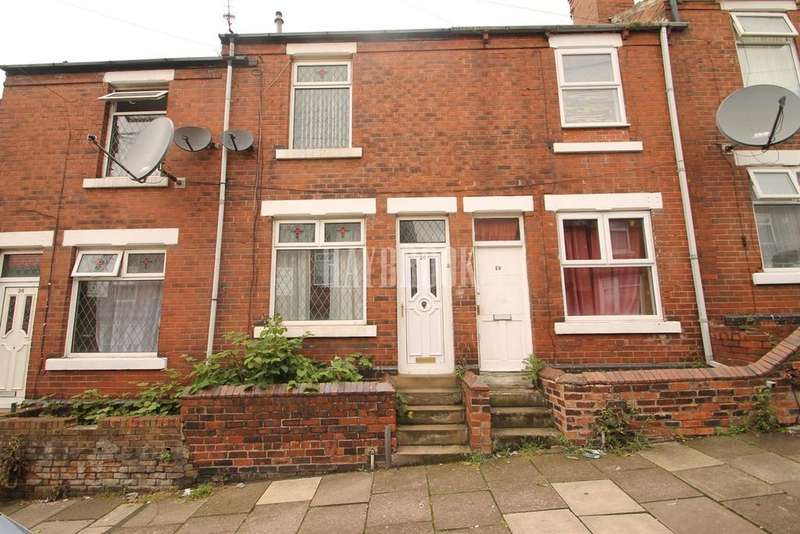 2 Bedrooms Terraced House for sale in Albion Road, Rotherham
