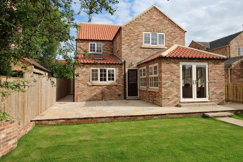 4 Bedrooms Detached House for sale in Copt Hewick Near Ripon
