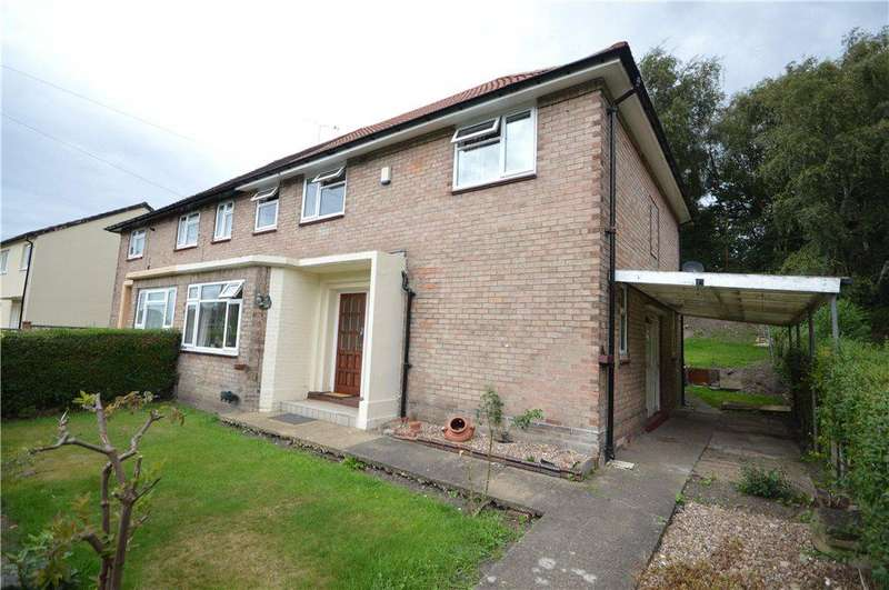 4 Bedrooms Semi Detached House for sale in Lingfield Drive, Moortown, Leeds