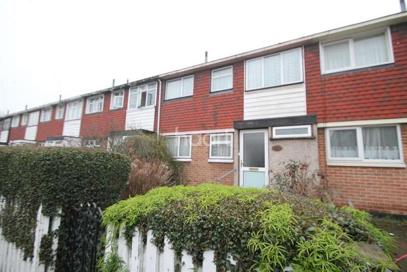 3 Bedrooms End Of Terrace House for sale in Cleves Road