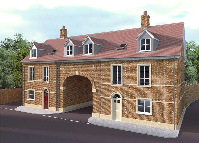 2 Bedrooms End Of Terrace House for sale in Dewey Mews, River Street, Pewsey, SN9