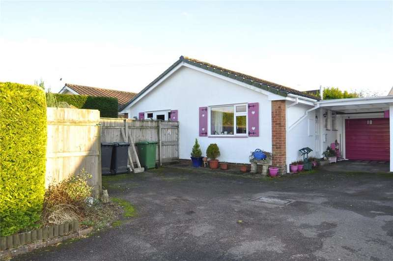 3 Bedrooms Bungalow for sale in Drayford Lane, Witheridge, Tiverton, Devon, EX16