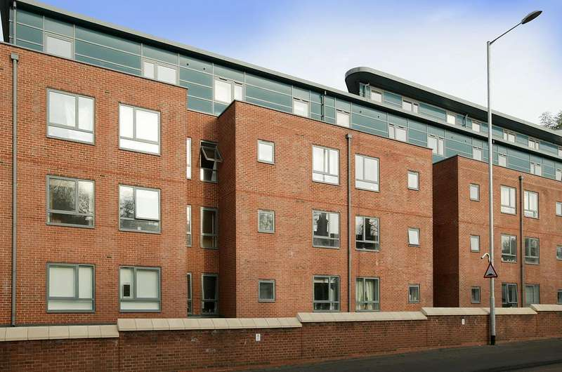 2 Bedrooms Apartment Flat for sale in City Centre