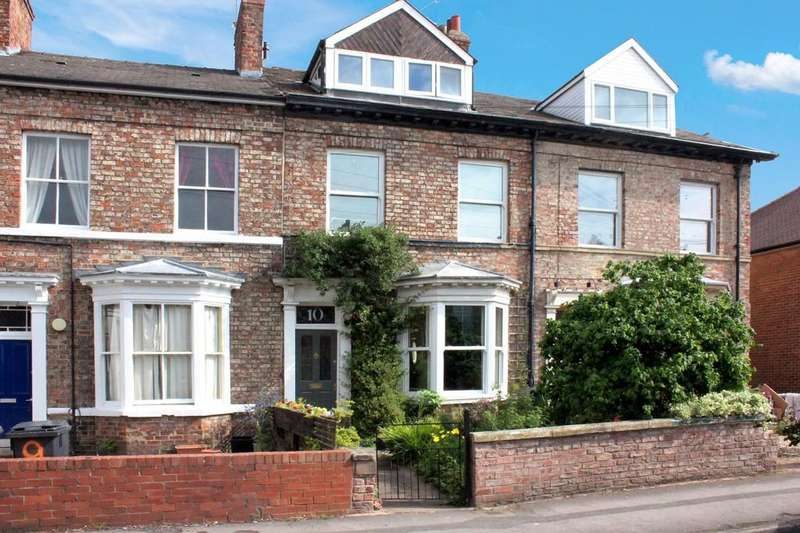 4 Bedrooms Terraced House for sale in Melbourne Street York