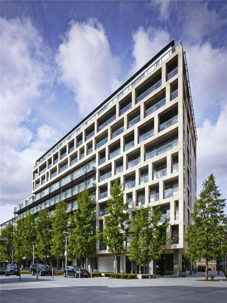 3 Bedrooms Flat for sale in Moore House, 2 Gatliff Road, London, SW1W