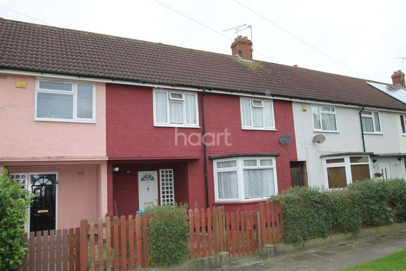 4 Bedrooms Terraced House for sale in Byron Road, Ipswich