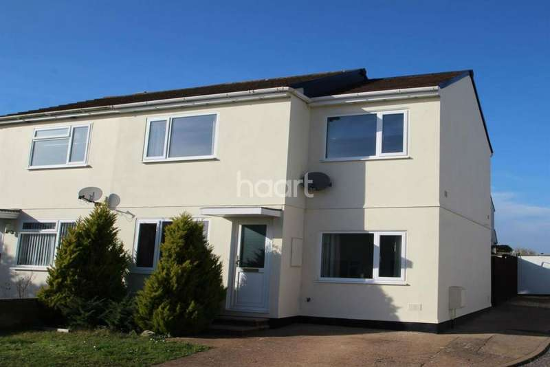 3 Bedrooms Semi Detached House for sale in Broadclyst