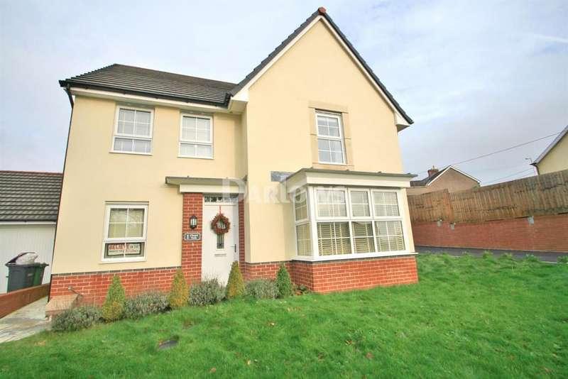 4 Bedrooms Detached House for sale in Chapel Walk, Penygarn, Pontypool