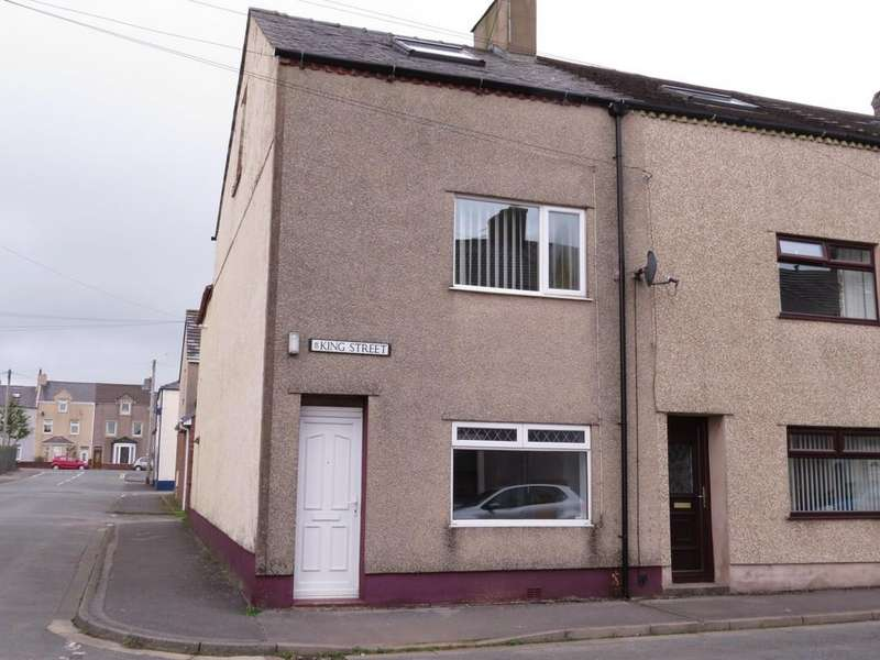 3 Bedrooms Terraced House for sale in King Street, Wath Brow, Cleator, Cumbria