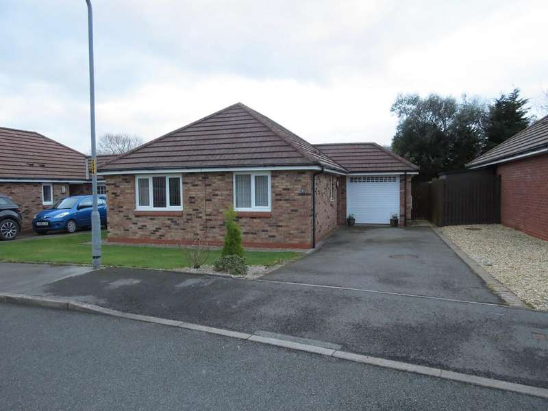 2 Bedrooms Detached Bungalow for sale in Peel Gardens, Bigrigg, Cumbria
