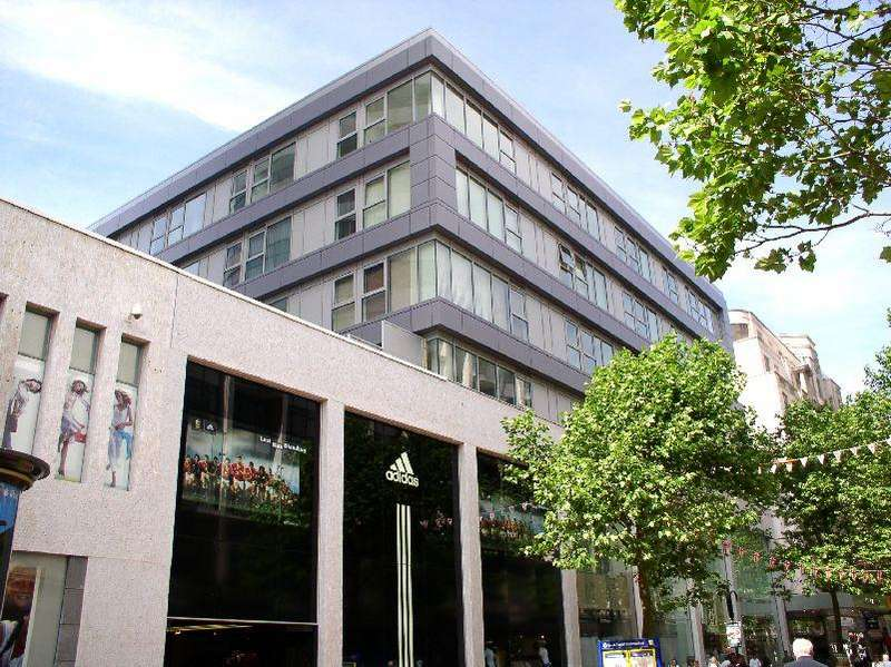 2 Bedrooms Flat for sale in St Martins Gate, CITY CENTRE