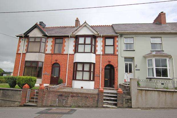 3 Bedrooms Terraced House for sale in , Pencader, Carmarthenshire