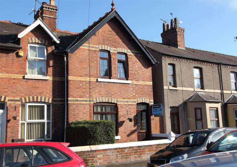 3 Bedrooms End Of Terrace House for sale in Cunliffe Street, Rhosddu, Wrexham, LL11