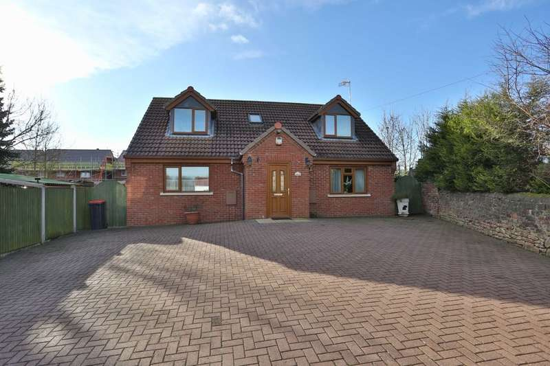 3 Bedrooms Detached Bungalow for sale in Nottingham Road, Hucknall, Nottingham, NG15