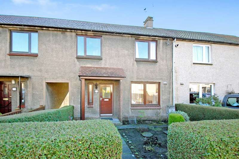 3 Bedrooms Terraced House for sale in Morayvale, Aberdour
