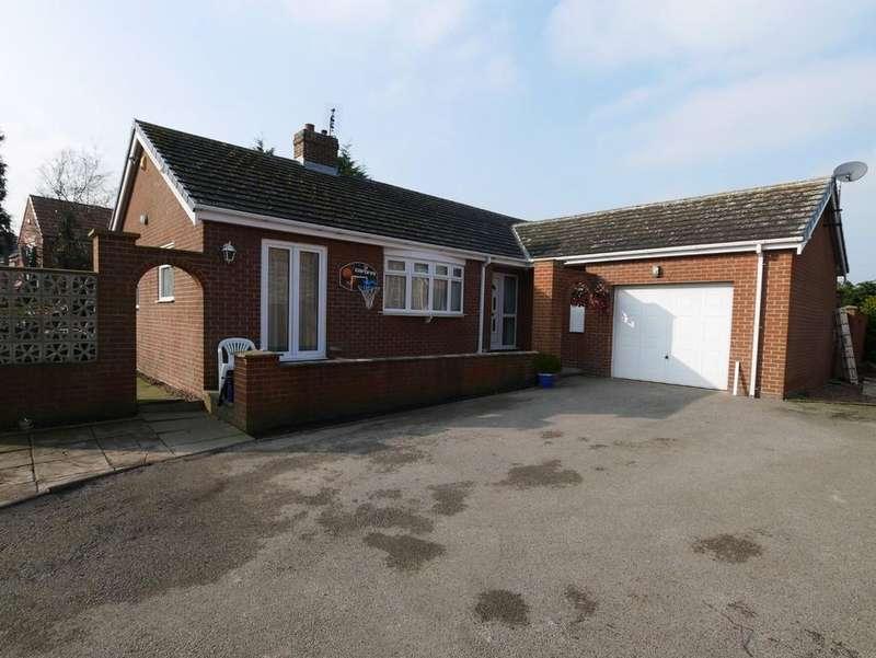 3 Bedrooms Detached Bungalow for sale in Water Lane, Eggborough
