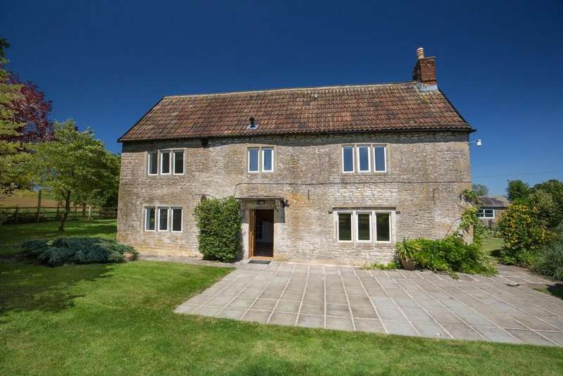 4 Bedrooms Farm House Character Property for sale in Melksham Lane, Broughton Gifford