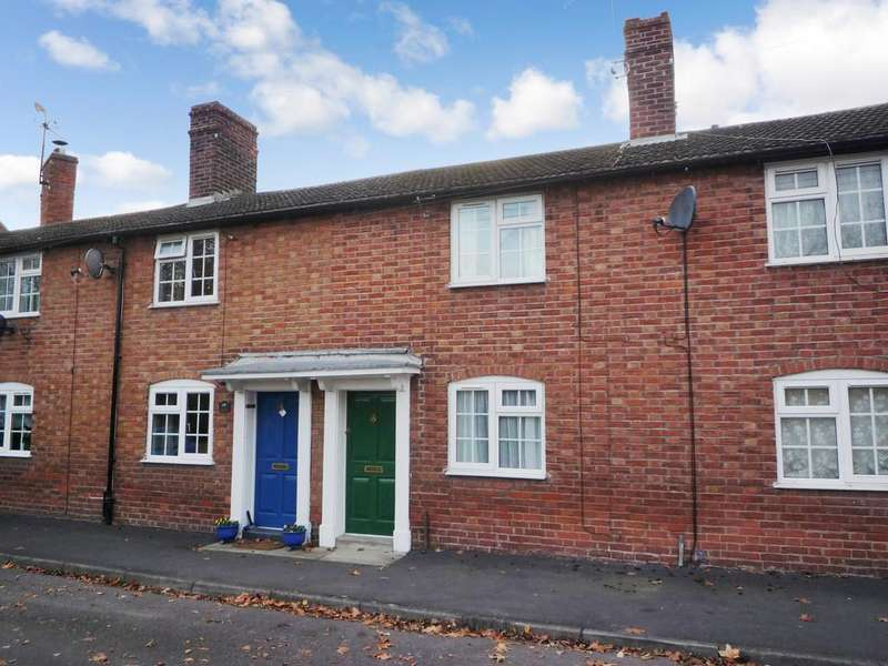 2 Bedrooms Terraced House for sale in Main Road, Alderminster