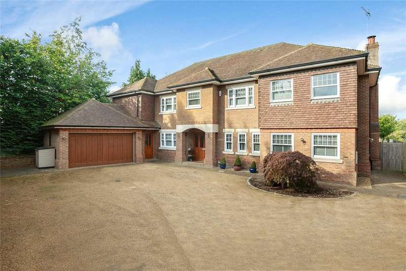 7 Bedrooms Detached House for sale in Oakfield Road, Harpenden, Hertfordshire