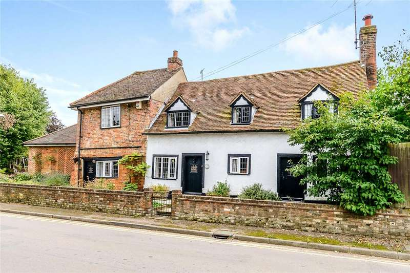 5 Bedrooms Detached House for sale in School Lane, Welwyn, Hertfordshire