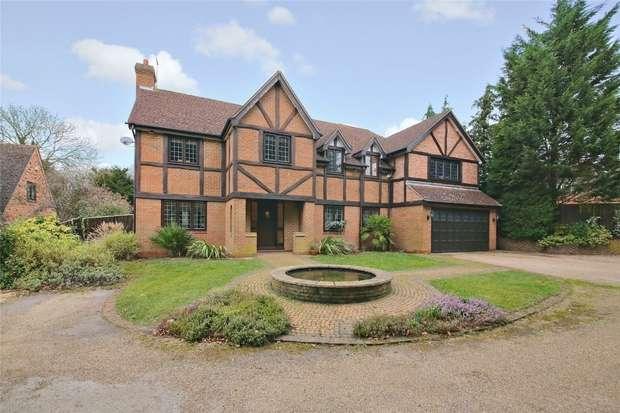 5 Bedrooms Detached House for sale in Gills Hill Lane, Radlett, Hertfordshire