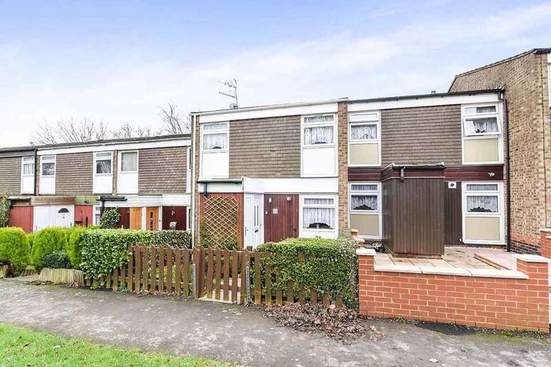 3 Bedrooms Property for sale in Farriers Square, Droitwich, WR9