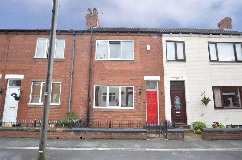 2 Bedrooms Terraced House for sale in Hirst Street, Allerton Bywater, Castleford, West Yorkshire