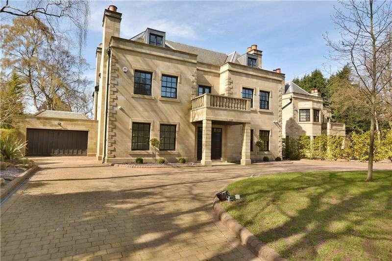 5 Bedrooms Detached House for sale in Sandmoor Avenue, Alwoodley, Leeds