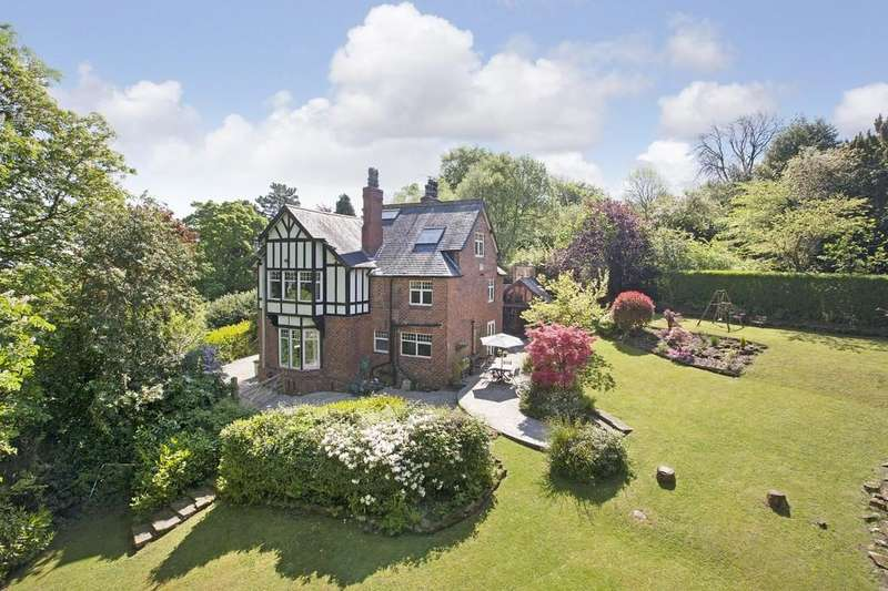 5 Bedrooms Detached House for sale in Pool Bank New Road, Pool In Wharfedale
