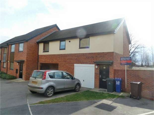 2 Bedrooms Semi Detached House for sale in Oak Road, Thurnscoe, Rotherham, South Yorkshire