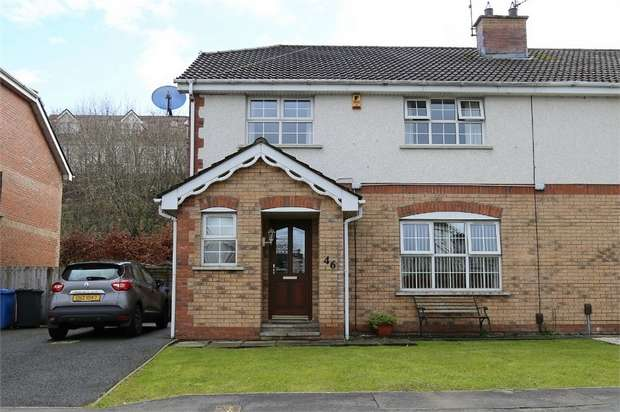 4 Bedrooms Semi Detached House for sale in Good Shepherd Glen, Londonderry