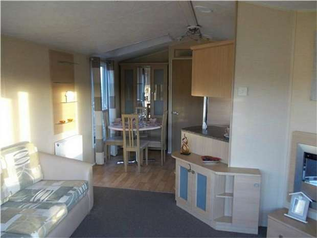 Park Home Mobile Home for sale in Willerby Winchester, Manor Park, Hunstanton