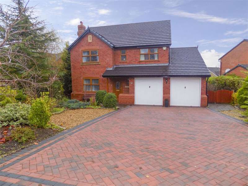 4 Bedrooms Detached House for sale in The Dell, Heapey, Chorley