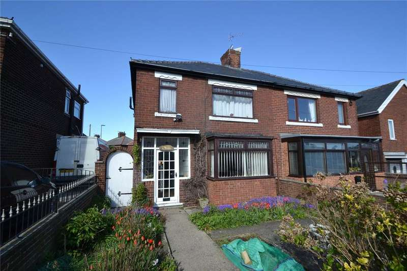 3 Bedrooms Semi Detached House for sale in The Moorings, Shotton Road, Horden, SR8